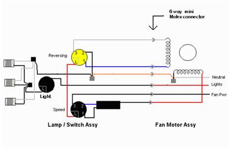 Hampton Bay Light Kit Wiring Diagram