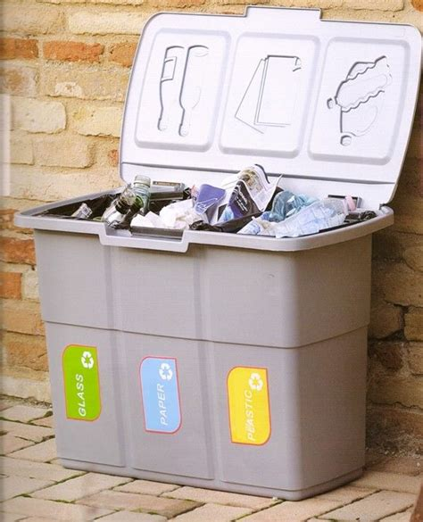 17 best ideas about recycling bins for home on