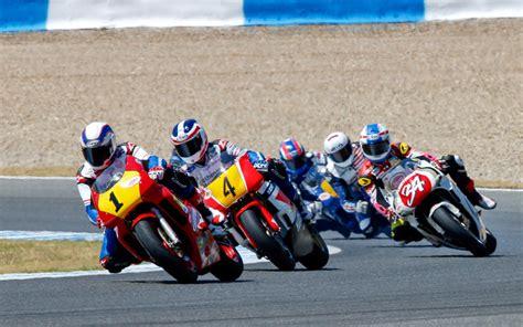 Motorradrennen Unfall 2018 by World Gp Bike Legends Headlines At The Adac Sachsenring