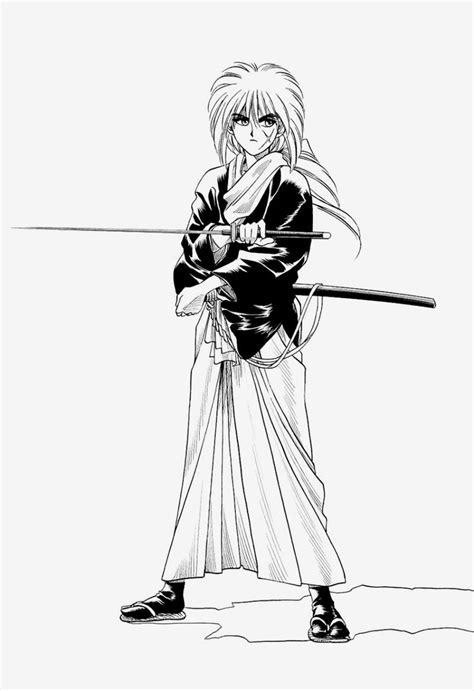 Kaos Putih Ruroni Khenzin Samurai X 17 best images about samurai on samurai anime guys and katana