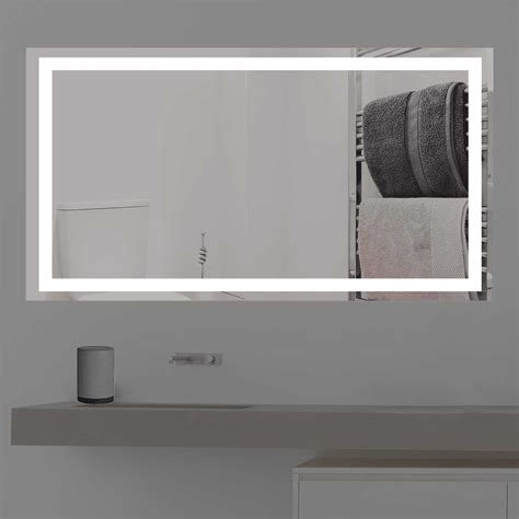 led beleuchtung badspiegel mit beleuchtung k 203