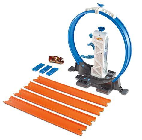 Hotwheels Loop Race wheels 174 track builder loop kicker shop wheels cars trucks race tracks wheels
