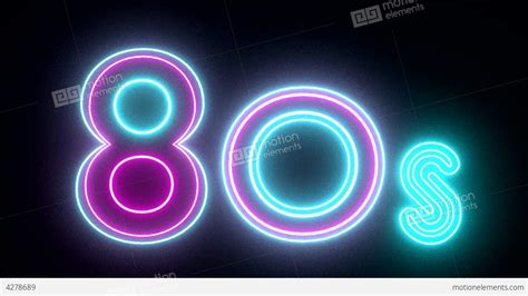 me sign lights 80s neon sign lights logo text glowing multicolor stock