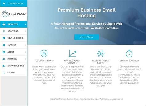 Hosting Email Services
