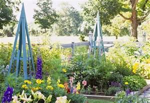 gorgeous garden structures