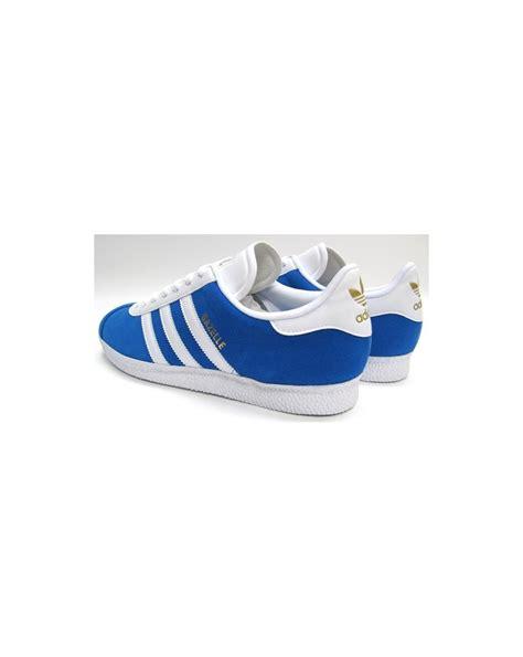 Adidas Gazelle 2 0 White adidas gazelle 2 trainers royal blue white originals
