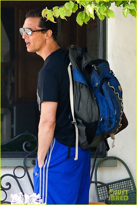 matthew daddario residence matthew mcconaughey camila alves step out before july 4