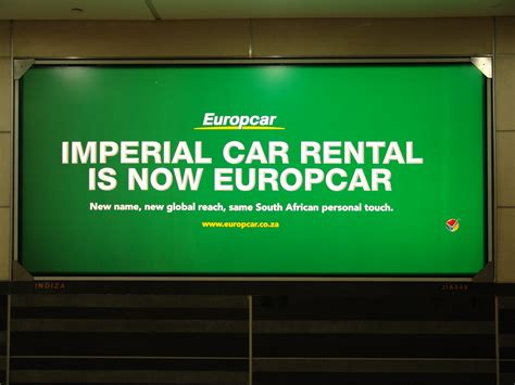 imperial car hire