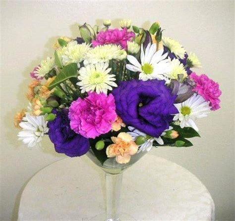 Wine Glass Vase Flower Arrangement by No Vase Don T Worry Mug Cup Wine Glass Arrangements