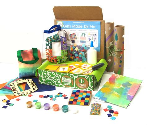craft box subscription for green kid crafts subscription box review