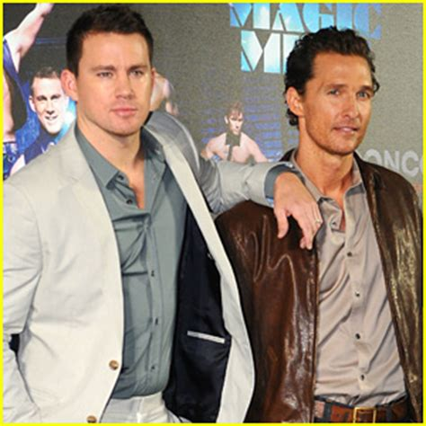 channing tatum matthew mcconaughey matt magic mike page 6