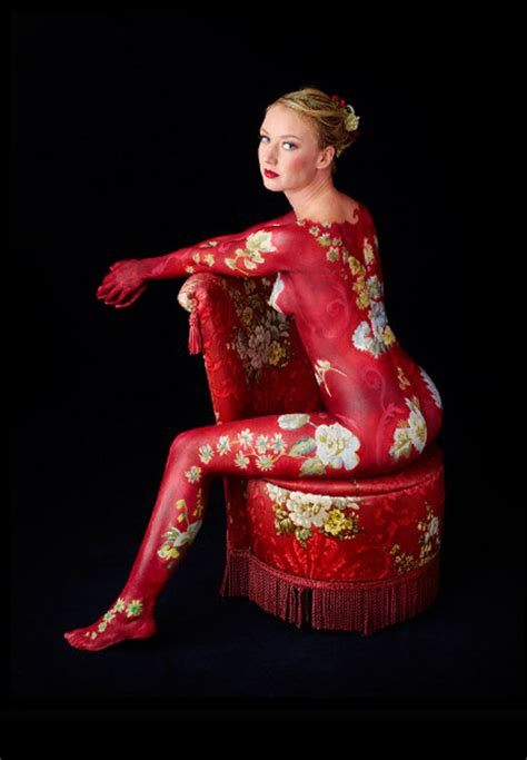 body art chairs and body painting chairblog eu