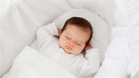 baby sleeps better in own room babies sleep better in their own rooms new study says