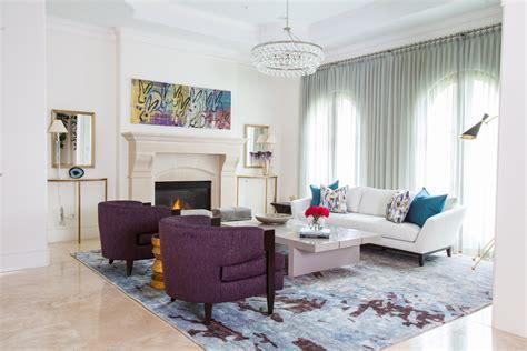 white purple living room 10 spacious mansion living room ideas