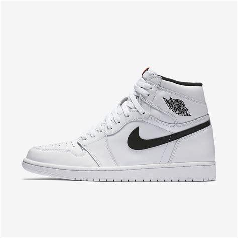 Nike Airjordan 1 Retro One Og Black Premium 1 air 1 retro high og s shoe nike