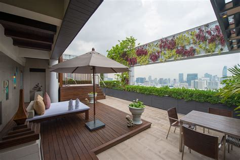pathumwan horizon terrace suite 03 connected to mbk and