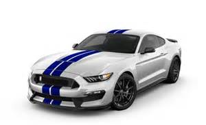 Ford Shelby Mustang Gt350 How We D Spec It The Classic Everyday 2016 Ford Mustang