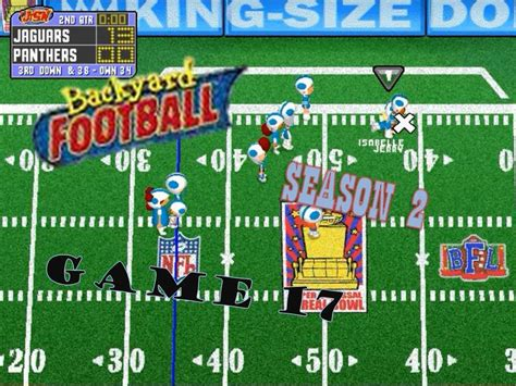 backyard football computer game backyard football 1999 pc game unionpriority