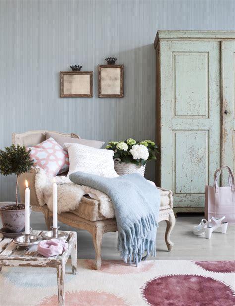 Inspiring Interiors Showcasing Shabby Chic Style Design