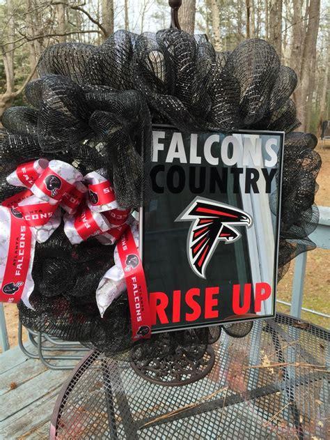 atlanta falcons wreaths poly mesh wreath atlanta falcon 24 best images about falcons fans on pinterest football
