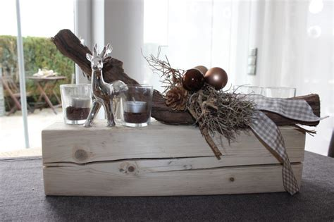Dekoartikel Für Garten by Deko Mit Holz