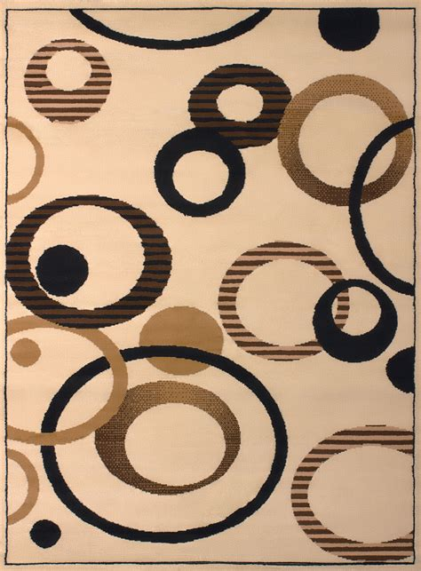 Hip Hop Rugs by United Weavers Of America Dallas Hip Hop Ivory Area Rug
