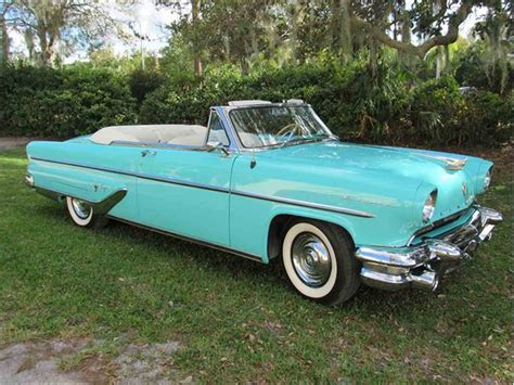 1955 lincoln for sale 1955 lincoln for sale classiccars cc 747018