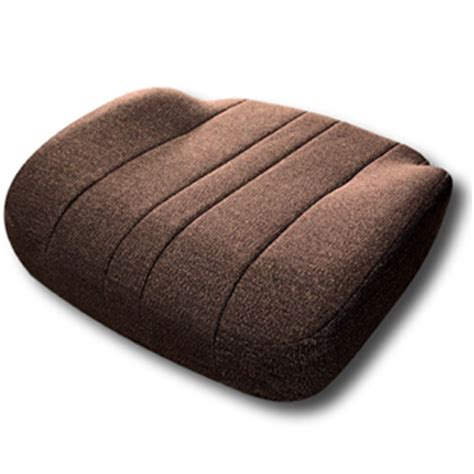 truck seat cushion replacement national 21 quot wide replacement truck seat cushion in brown