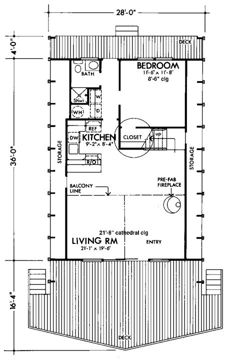 vacation home floor plans cannelton a frame vacation home plan 072d 1059 house