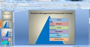 Facility Management Ppt Templates by Strategy Pyramid For Management Using Smartart Graphics