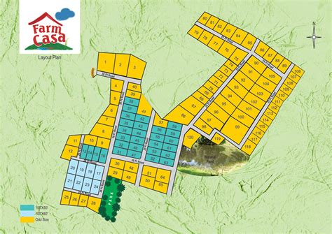 land layout design farm casa greater bangalore eco assets pvt ltd