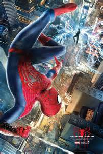 These new posters for the amazing spider man sequel are works of art