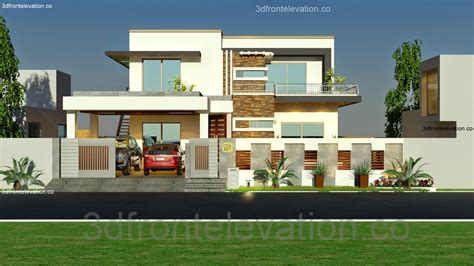 3d front elevation com new 1 kanal contemporary house 3d front elevation com 1 kanal house plan layout 50 x 90