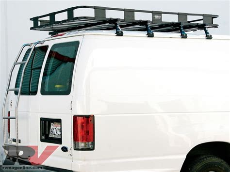 surco safari roof rack surco safari rack 2006 ford van surco safari roof rack styley vans and trailers pinterest