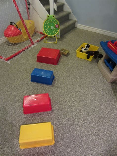 Running A Small Home Daycare Indoor Obstacle Course Ideas Www Pixshark Images