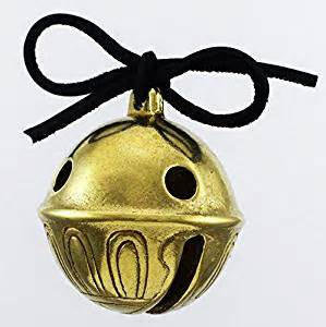 Ornament sleigh bell jingle bell express from santa s sleigh bells