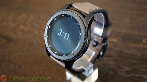 Prise en main : Samsung Gear S3