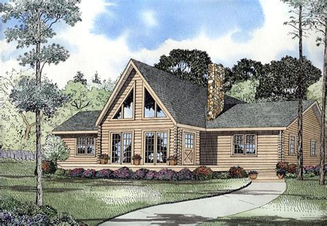 house plans with big windows house plan 61120 at familyhomeplans com