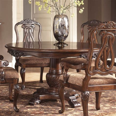 ashley dining room tables furniture ashley furniture north shore dining room set
