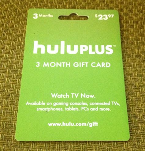 How To Use Hulu Gift Card - hulu appletv australia morgan leek