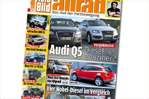 Auto Bild Allrad 3 by Test Fahrbericht Vergleich Auto Bild Allrad 3 2011
