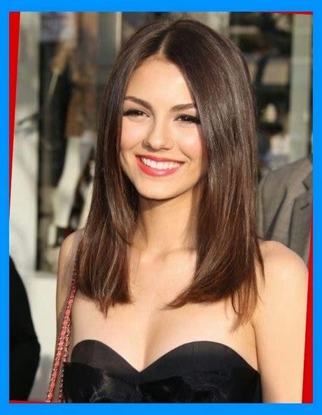 collar length hairstyles for collarbone length hair