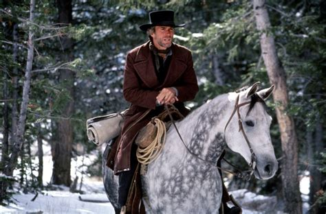 western film horse jeff arnold s west pale rider warner bros 1985