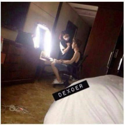 hidden cameras in bedrooms exo members find hidden cameras at their hotels koogle tv