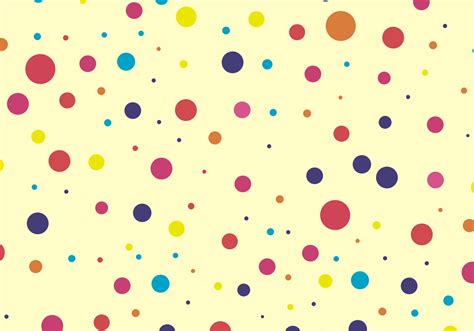 cute pattern pics cute colorful dots pattern free vector download free