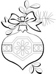 free coloring pages christmas ornaments coloring