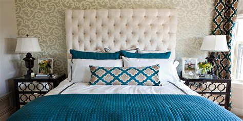 blue accessories for bedroom cool teal home decor for spring and summer