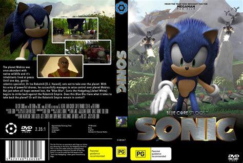sonic fan made sonic fan dvd cover fan made by jayzap96 on deviantart