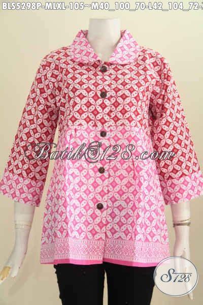 Aneka Warna Pink aneka busana batik wanita muda dan dewasa hadir dengan desain keren dan modern berbahan halus