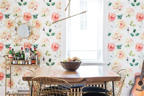 wall design ideas and tendencies wallpaper trends 2018 pinterest predicts every new decorating trend you ll see